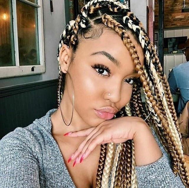 Cutest Braids Hairstyles In 2021: Beautiful Ladies Rock New Hairstyles