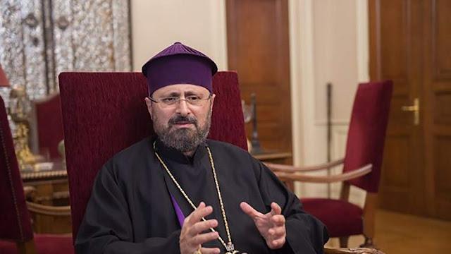 Patriarca de Constantinopla dijo que es inmoral reconocer el genocidio