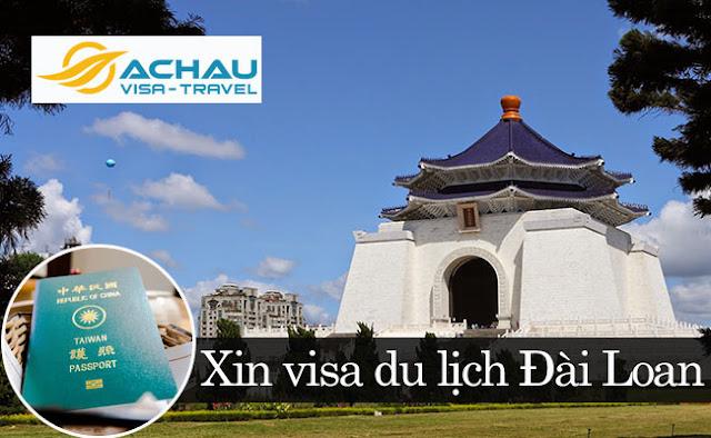 Làm thế nào để xin visa du lịch Đài Loan thành công?
