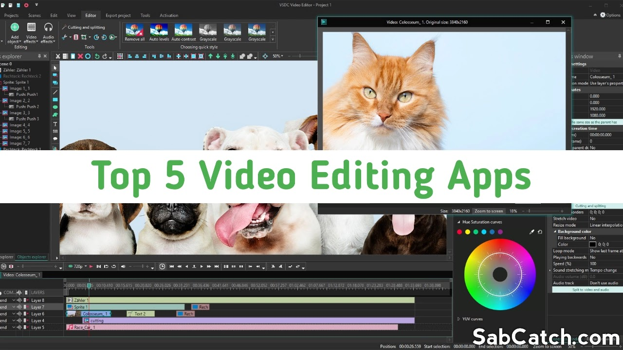 Top 5 Android Video Editing Apps 2021