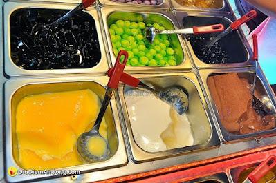 Khay buffet inox