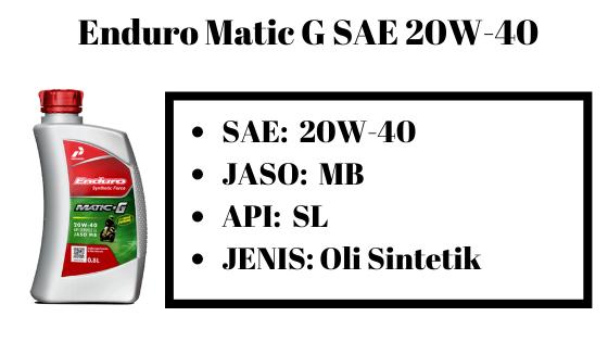 Enduro Matic G