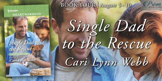 Prism Book Tours Review: Single Dad To The Rescue by Cari Lynn Webb