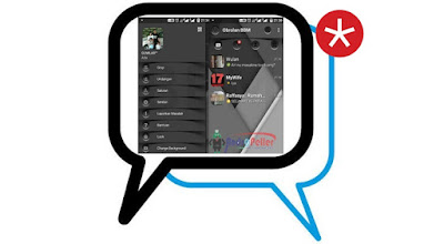 BBM Dark Shadow Base3.0.0.18 BBM MOD Change Background