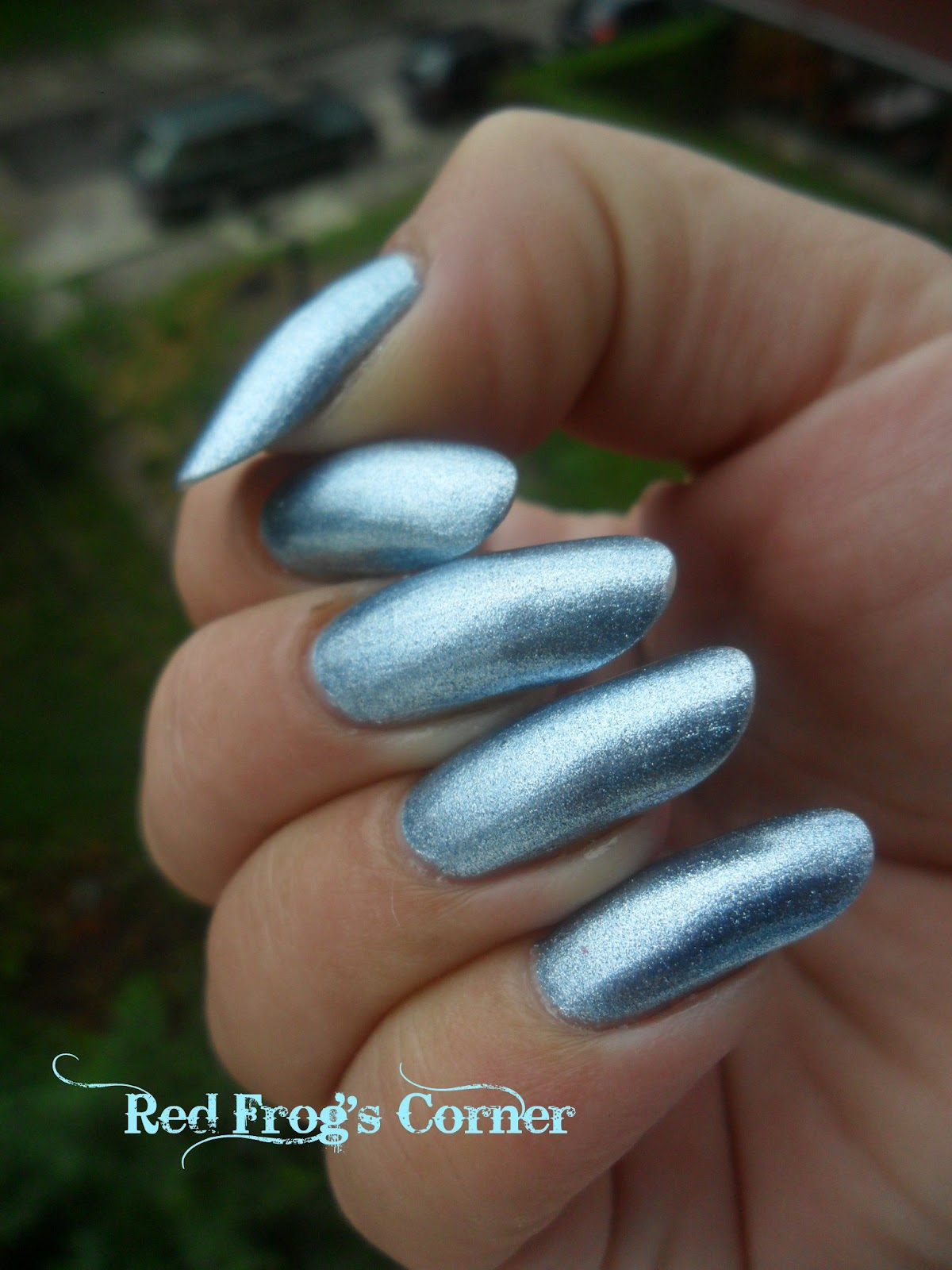 Red polish or bad polish?: Polish Days - To Boldly Go with Manhattan ...
