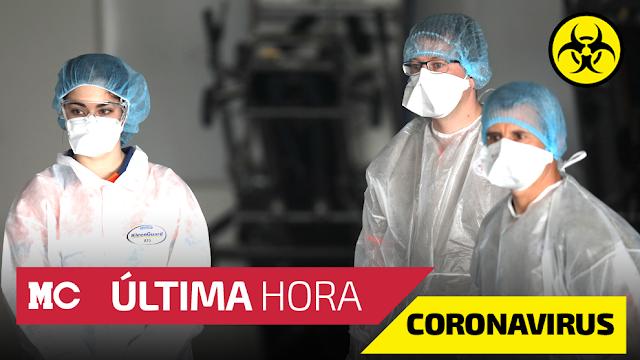 546 muertos por Covid 19 en Colombia: Hoy fallecieron otras 21 personas