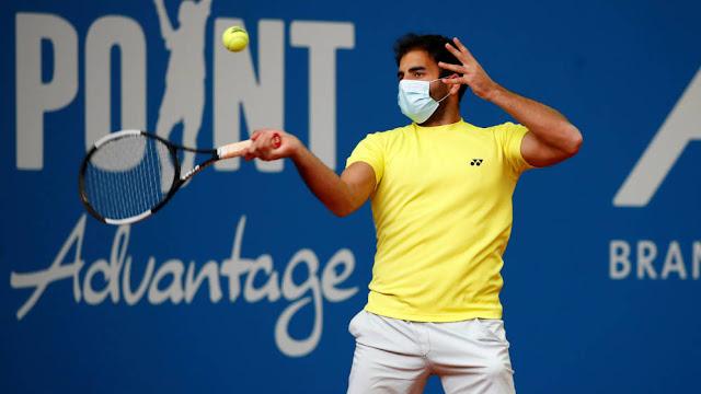coronavírus e tenis