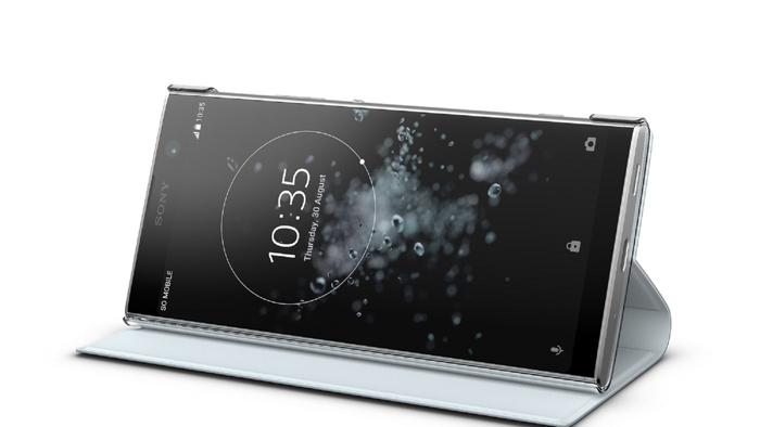 Un vistazo al Sony Xperia XA2 Plus
