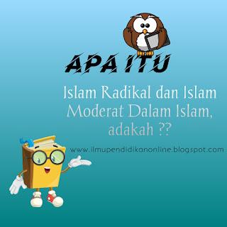Islam Radikal dan Islam Moderat Dalam Islam