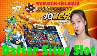 Daftar Situs Slot