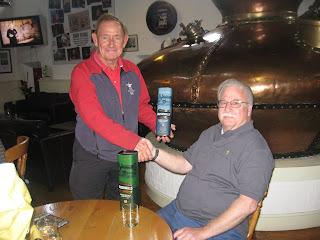 Tasting Room Bushmill Distillery