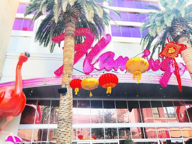 Las Vegas, LINQpromenade, Flamingohotel, Caesarsentertainment, travelnevada