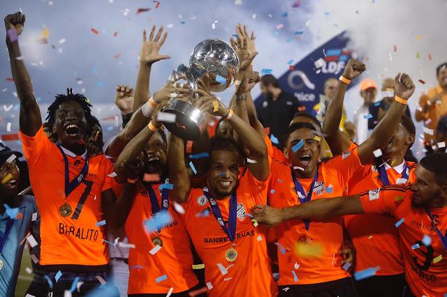 Cibao FC, campeón LDF 2018