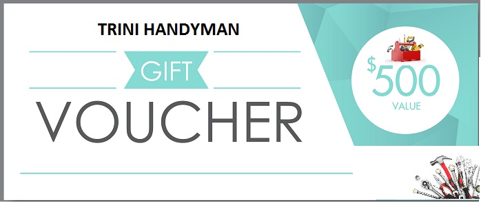 handyman gift certificate trini either mom getting looking