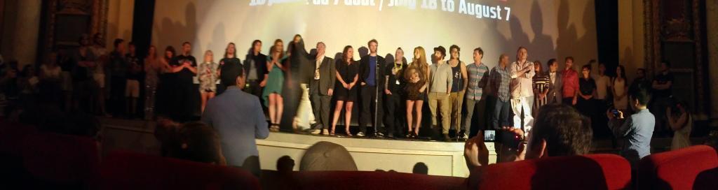 """FULL Cast & Crew of """"Discopath"""""""