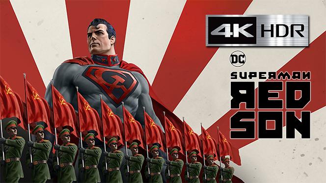 Superman: Hijo Rojo (2020) 4K UHD [HDR] Latino-Ingles