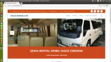 jasa pembuatan web rental mobil