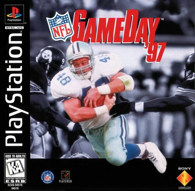 NFL GameDay 97 - PS1 - ISOs Download