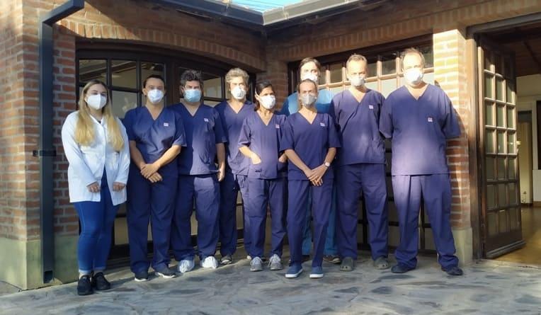 Integrantes INTA Lab. Covid-19