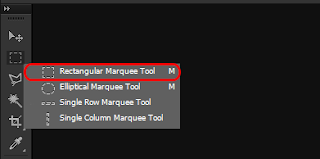 rectangular marquee tool photoshop