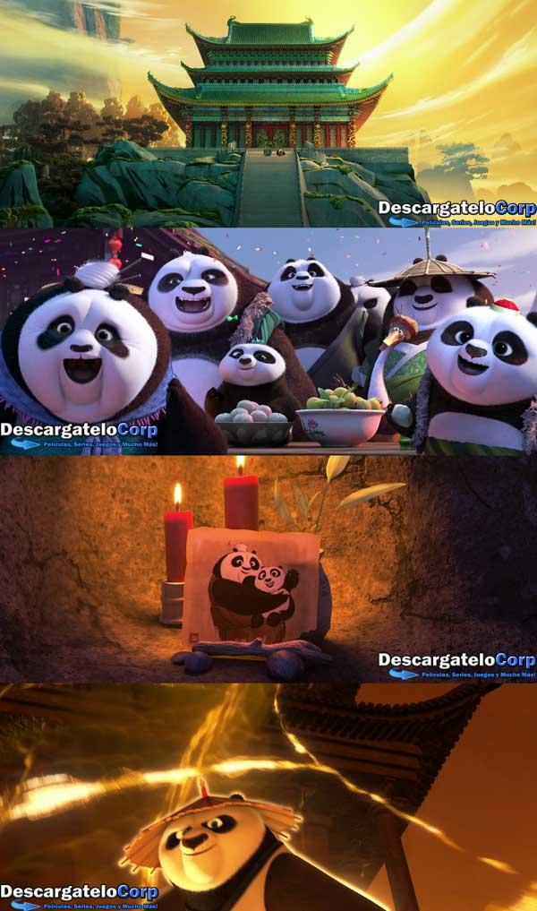 Kung Fu Panda 3 HD 1080p