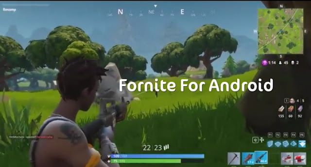 Fornite apk Download For Android