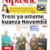 UHONDO: MAGAZETI YA LEO TANZANIA NA NJE APRIL 24, 2018