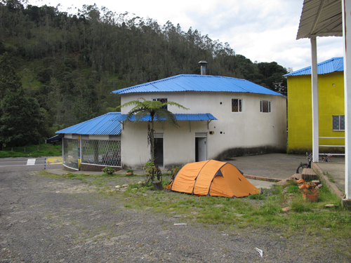 De Cartagena de Indias à Santa Fe de Bogota: 1167km