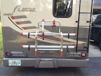 Fuse Fiamma Bike Rack
