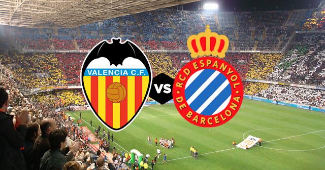 مشاهدة مباراة اسبانيول وفالنسيا بث مباشر