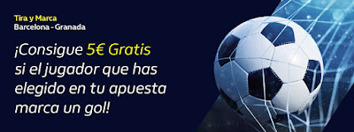 william hill promocion Barcelona vs Granada 19 enero 2020