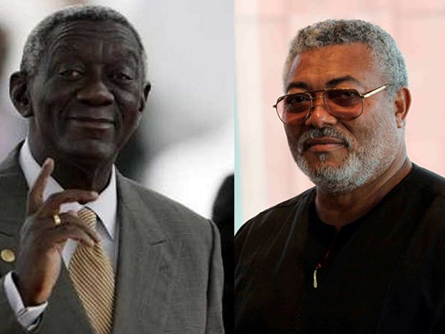 Did Kufuor snatch Rawlings' girlfriend? - Agyemang Manu asks