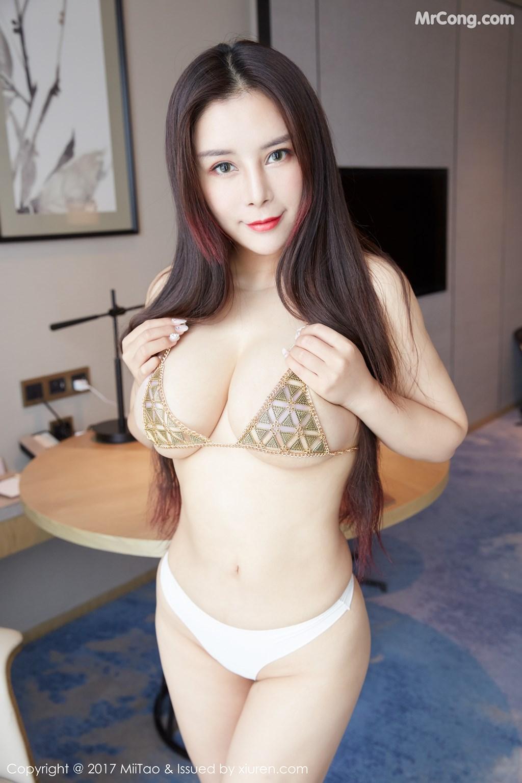 Image MiiTao-Vol.082-Xue-Qian-Xun-MrCong.com-021 in post MiiTao Vol.082: Người mẫu Xue Qian Xun (雪千寻) (51 ảnh)
