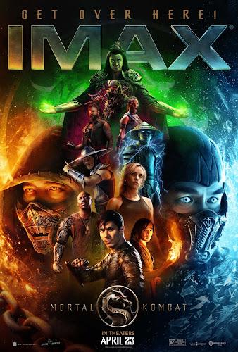 Mortal Kombat (4K UHD Dual Latino / Ingles) (2021)