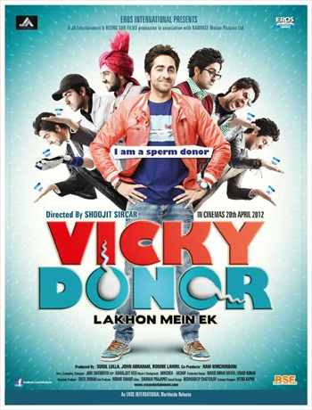 Vicky Donor 2012 Hindi Full Movie Download