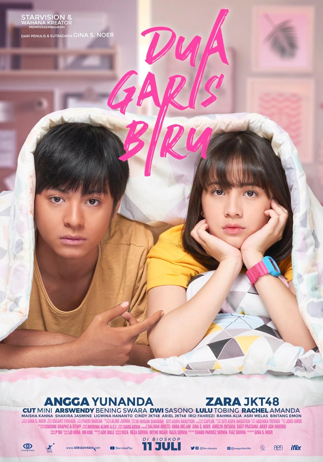 Image Result For Review Film Dua Garis Biru