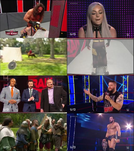 WWE Monday Night Raw 18 May 2020 720p WEBRip