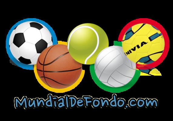 Fondo Con Iconos De Deporte: Mundial De Fondo