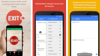 Download Aplikasi Google Translate Untuk HP Android