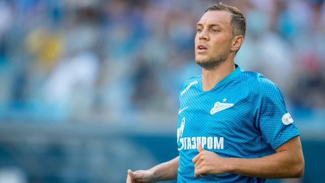 Дзюба вошел в топ-6 бомбардиров в истории чемпионатов России, обойдя Семака