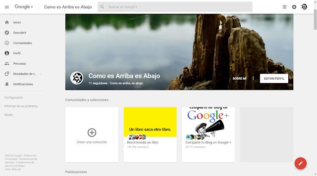 Google + oficial