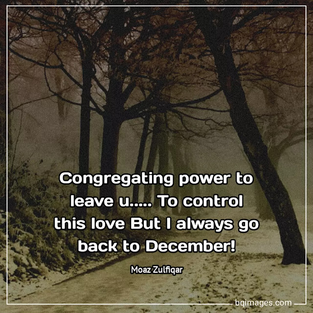 quotes about december