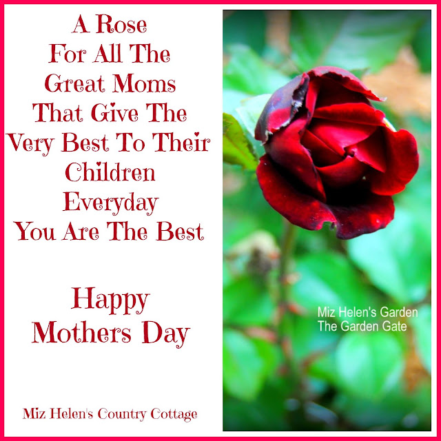 Mothers Day Greeting at Miz Helen's Country Cottage