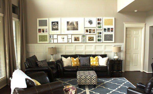 Gambar Hiasan Dinding Ruang Tamu