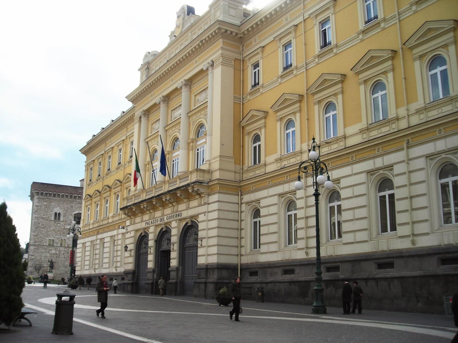 Palazzo del Governo Benevento
