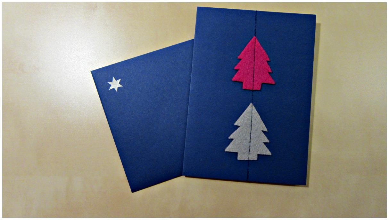 goldengelchen diy weihnachtskarten tutorial. Black Bedroom Furniture Sets. Home Design Ideas