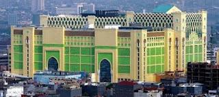 Pusat grosir pasar tanah abang