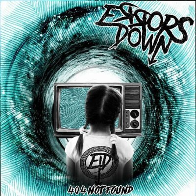 Errors Down - 404 Not Found - Album Download, Itunes Cover, Official Cover, Album CD Cover Art, Tracklist
