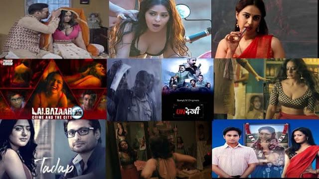 Hindi Web series download