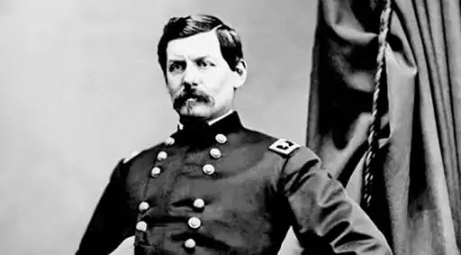 George B. McClellan Former Governor of New Jersey